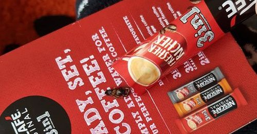 Hull woman 'traumatised' after disgusting find in Nescafe sachet