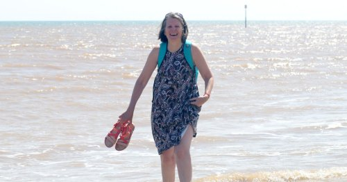 A sunny day out in defence of Yorkshire's least loved beach