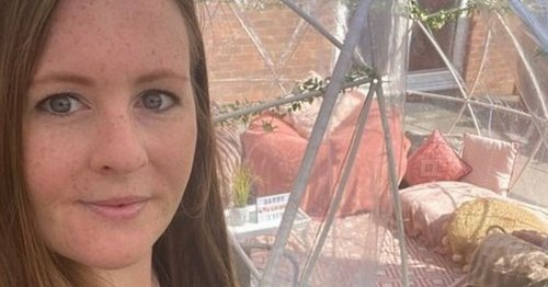 The cool igloo hire company set up by Hull mum on maternity leave