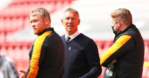 'You could see how good they are' admits Nigel Adkins