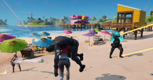 Fortnite server downtime today for huge 16.20 update