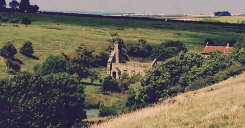 Lost East Yorkshire village was abandoned after hundreds of years