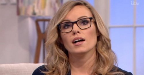 Michelle Dewberry in 'constant pain' with hidden illness
