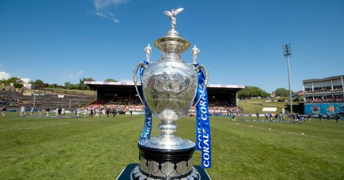 Challenge Cup semi-final draw details confirmed, ball numbers and TV info