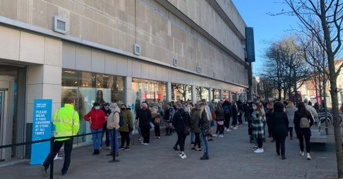 Message issued to anyone criticising Primark and TK Maxx shoppers