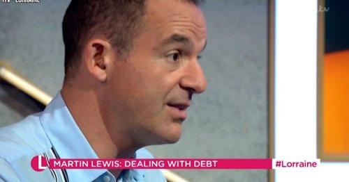 Martin Lewis: Simple advice for people struggling to sleep due to debt
