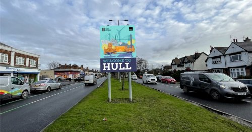 How long people born in Hull can expect to live