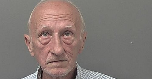 Evil pensioner likely to die in prison after he's jailed for 24 years