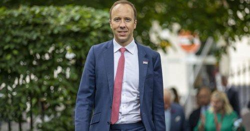 Matt Hancock to scrap 10-day quarantine for Covid in England