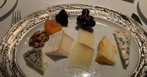 Gordon Ramsay restaurant customer furious over £20 cheese board