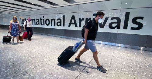 Impact of new travel lists on summer holiday plans explained