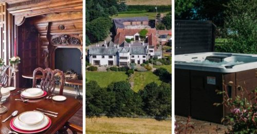 Huge Victorian mansion is available on Airbnb for £81 a night