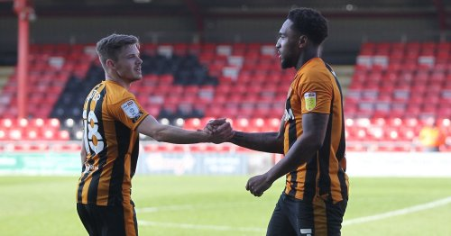 Grant McCann has his say on Hull City's promotion hopes