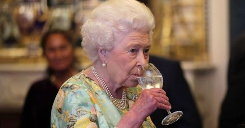 Queen told my doctors to give up favourite tipple and she's not happy