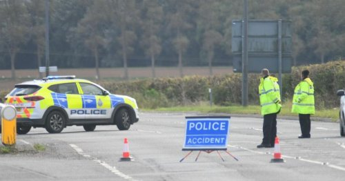 A16 crash at Holton-le-Clay leads to reopening of A18 to manage traffic