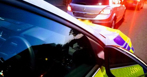 Man on way to a first date has car seized by police