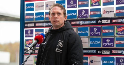 Hodgson wants more from Hull FC against 'top four rivals' Catalans Dragons