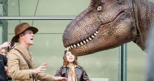 Amazing dinosaur safari park is heading to Hull this summer