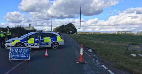 'Severe' crash closes A16 near Holton Le Clay both directions - updates