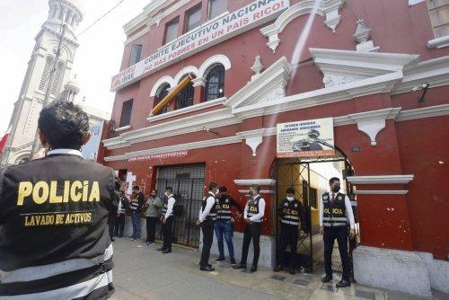 Pérou. Course d'obstacles pour le président Pedro Castillo