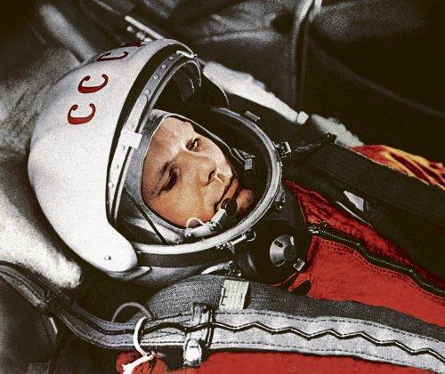 12 avril 1961, Iouri Gagarine s'envole dans le cosmos