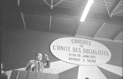 Congrès d'Épinay : il y a 50 ans, l'OPA de Mitterrand sur le PS