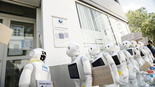 Pepper à Pôle emploi : un coup dur pour la filière robotique française