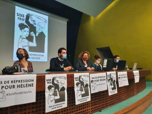 À Bobigny, enfants et professeurs font les frais de la répression