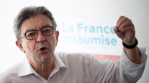 Présidentielle 2022. Jean-Luc Mélenchon tend la main aux militants communistes