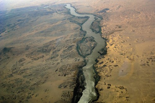 Hydrologie. Plus de 50 % des rivières du monde cessent de couler périodiquement