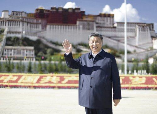Chine. Au Tibet, Xi Jinping affirme sa souveraineté face au rival indien