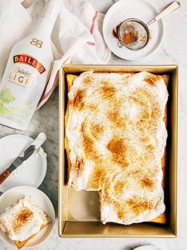 Baileys Tres Leches Cake » Hummingbird High