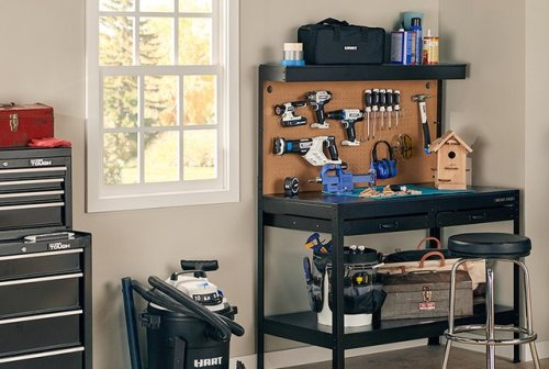 Optimize Your Garage Storage With These 9 Simple Upgrades | Hunker