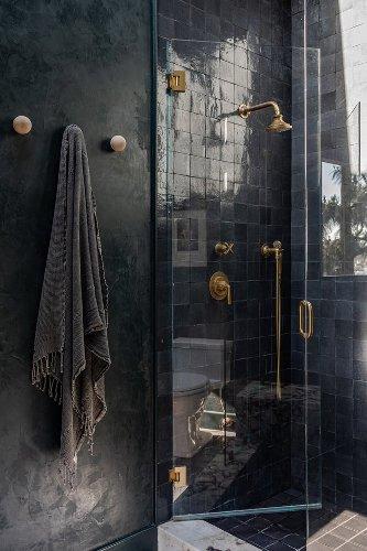 10 Zellige Tile Bathroom Ideas That Make an Unforgettable Statement   Hunker