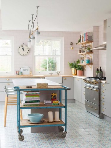 12 Kitchen Storage Cart Ideas That Will Change the Way You Cook Forever | Hunker
