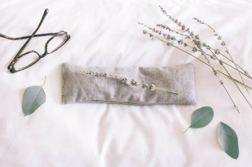 DIY Calming Eye Pillow to Help You Ease Into Sleep or Rest Tired Eyes | Hunker