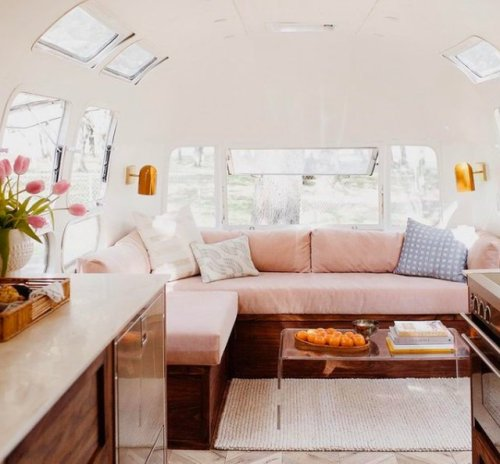 13 Beautifully Tricked-Out Airstreams Seen on Instagram   Hunker