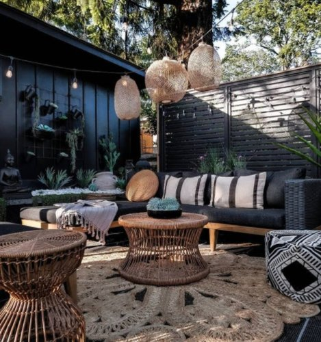 These 13 Backyard Spaces Seen on Instagram Have Serious Charisma | Hunker