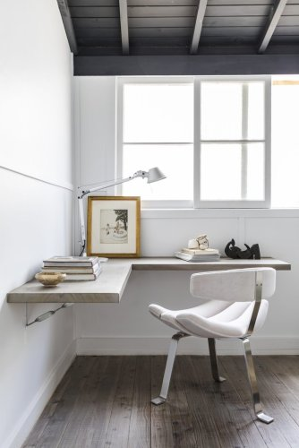 9 Corner Home Office Ideas That Make the Case for a Small WFH Setup   Hunker