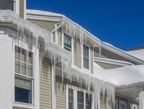 Remove and Prevent Ice Dams — A DIY Guide | Hunker