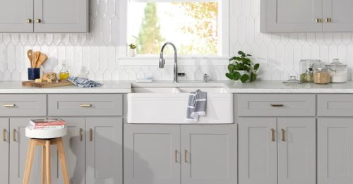 6 Small-But-Mighty Kitchen Updates You Can Do in a Weekend | Hunker