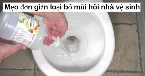 4 mẹo đuổi sạch mùi hôi nhà vệ sinh siêu dễ mà hiệu quả cao - Hút Hầm Cầu Phú Lộc