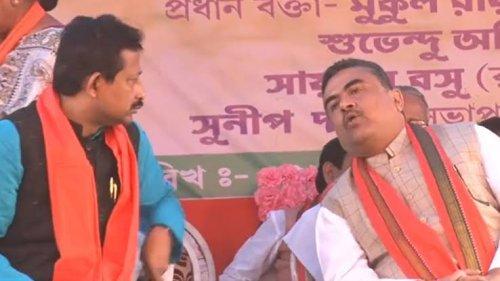 """Mamata Banerjee Has Mandate Of People"": BJP's Rajib Banerjee Urges Suvendu To Not Attack CM   HW English"
