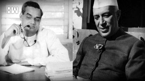 """A Dream Shattered, A Song Silenced"": Atal Bihari Vajpayee's Emotional Speech On Nehru's Demise"