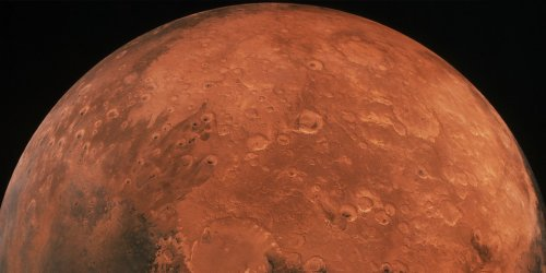 Plans for the First Sustainable City On Mars Have Officially Been Revealed