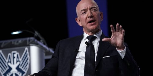 Thousands Sign Petition to Ban Jeff Bezos From Re-entering Earth After His Upcoming Spaceflight