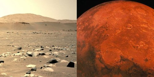 NASA Reveals First Audio Clip Recorded on Mars