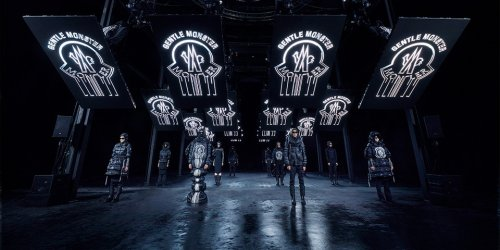 Gentle Monster Explores Digital Emotions in First Moncler Genius Collaboration