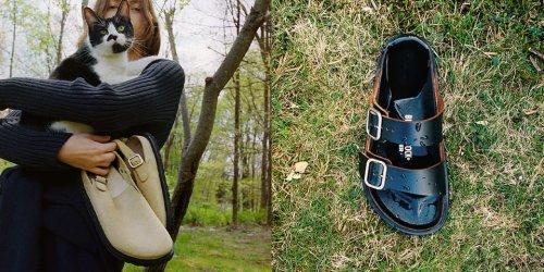 Jil Sander x Birkenstock Design Collaborative Footwear for the Outdoors