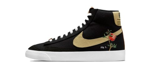 Nike Revamps a Classic With Floral Detailing and Recycled Materials